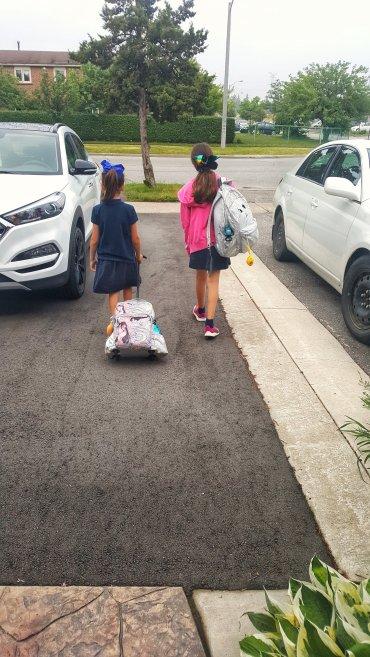 Last day of school (June 2018)